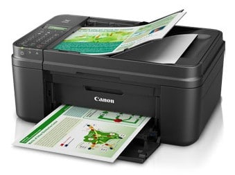 Printer Bluetooth Canon Pixma MX497