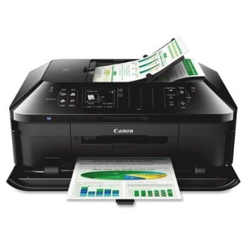 Printer bluetooth Canon Pixma MX922