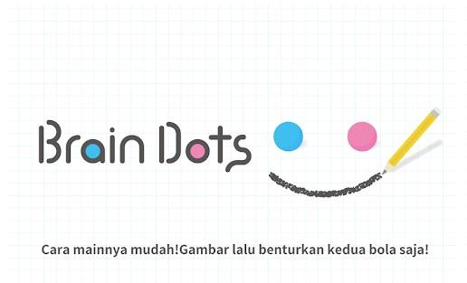 Game cerdas Brain Dots