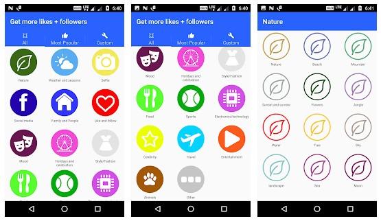 aplikasi untuk mendapatkan like dan komentar di instagram