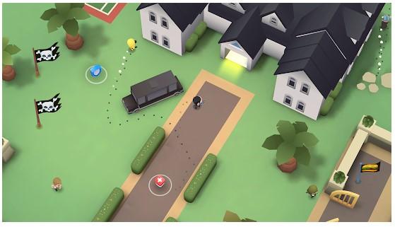 Battlelands Royale game perang offline android