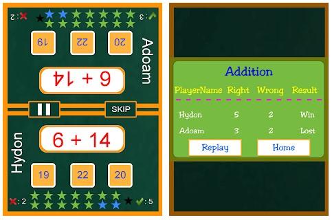 Game asah otak math duel