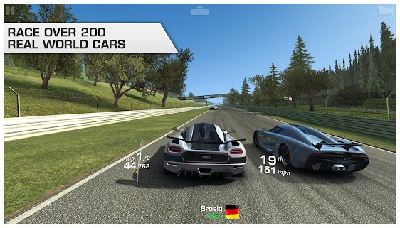 Game balapan offline Real Racing 3