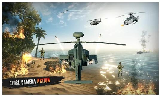 game gratis helikopter penembakan