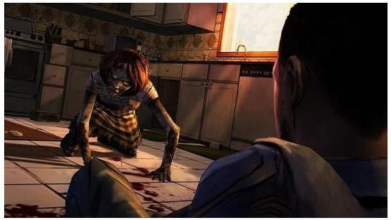 The Walking Dead: Seasone One game offline