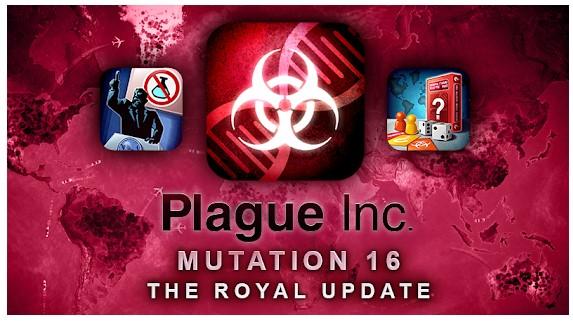 Plague Inc game perang offline terbaik