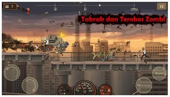 game zombie offline Earn to Die 2