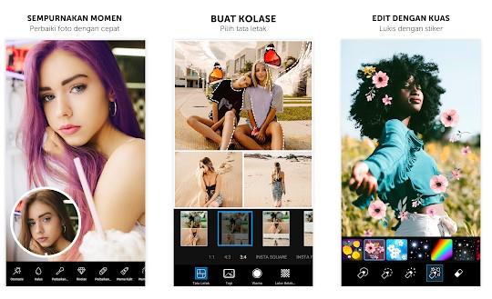 Aplikasi Edit Foto Kekinian Picsart