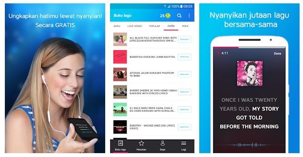 Aplikasi Karaoke Offline Yooke