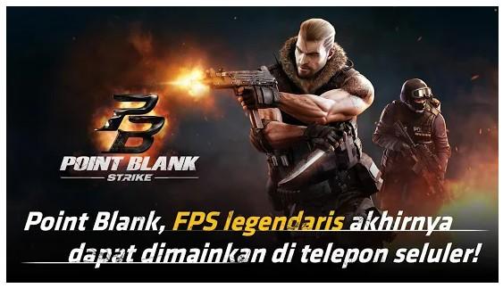 Game Online Point Blank: Strike