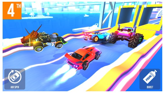 Game Online SUP Multiplayer Racing