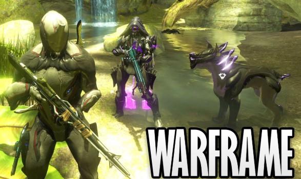 Game Online terbaik Warframe