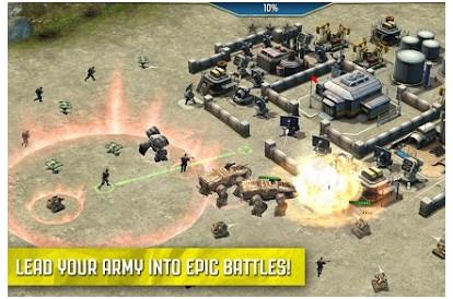 Game Perang Online terbaik Call of Duty Heroes