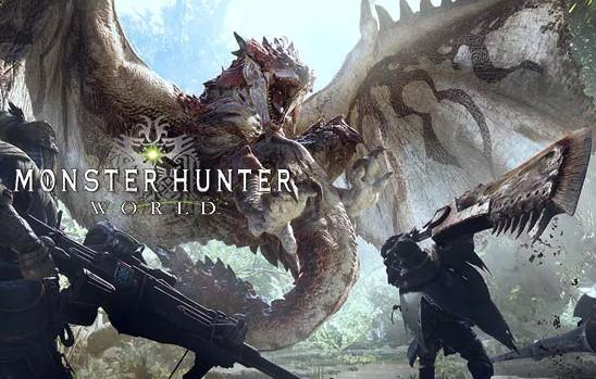 Game Online Monster Hunter: World