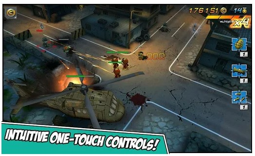 game perang terbaik android Tiny Troopers 2: Special Ops