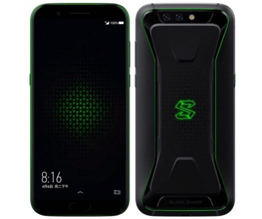 HP Gaming Xiaomi Black Shark 2 Smartphone 12GB+256GB
