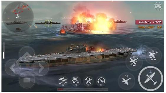 game kapal perang offline terbaik