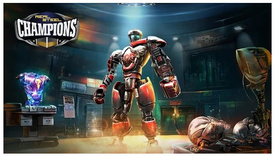 game robot offline Real Steel Champions