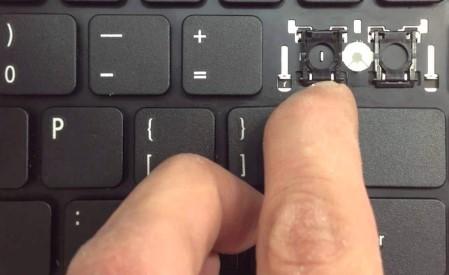 cara memperbaiki keyboard menghapus sendiri