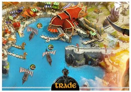 game online perang kerajaan