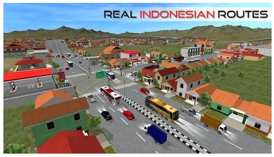 Game Bus Simulator Indonesia
