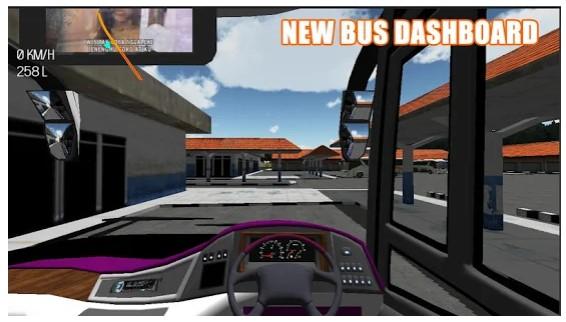 game ES Bus Simulator Id 2