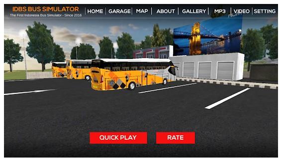 game IDBS Bus Simulator
