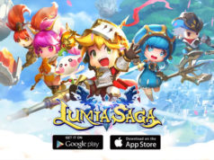 Lumia Saga - Game Mobile MMORPG Terbaik 2020