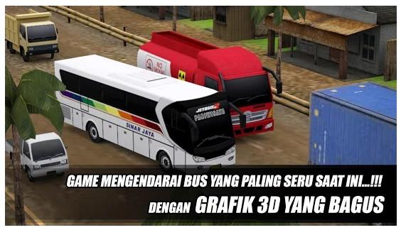 game bus simulator Telolet Bus Driving 3D