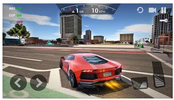 game simulator mobil android