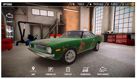 game simulator mobil terbaik