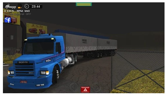 game simulator truck android