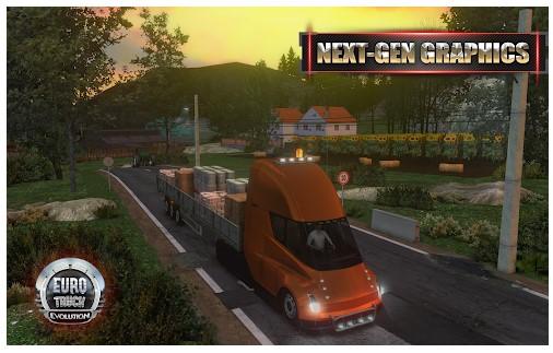 game simulator truck terpopuler android
