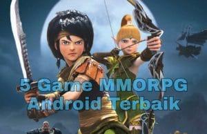5 Game MMORPG Android Terbaik 2020