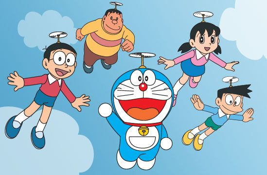 300+ Wallpaper Doraemon HD Keren