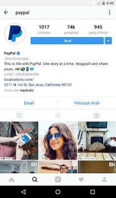 Bio Instagram Keren