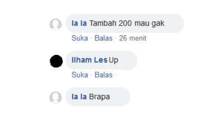 Komentar UP gagal negosiasi