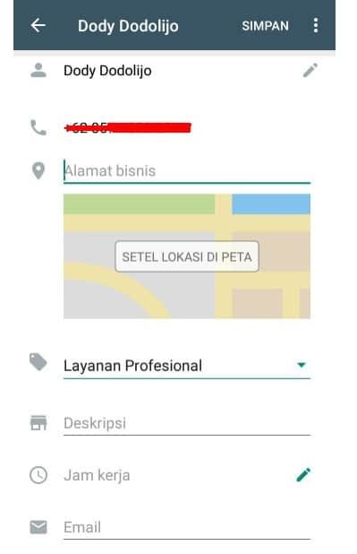 Cara download whatsapp bisnis