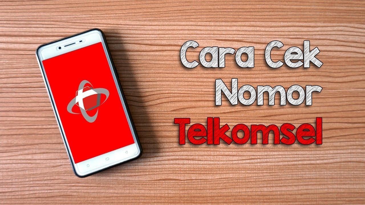Cek Nomor Telkomsel Dengan Dial Up