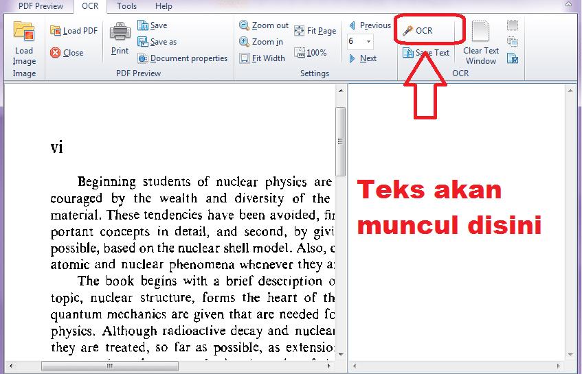 Edit Hasil Scan Menggunakan Bantuan Software