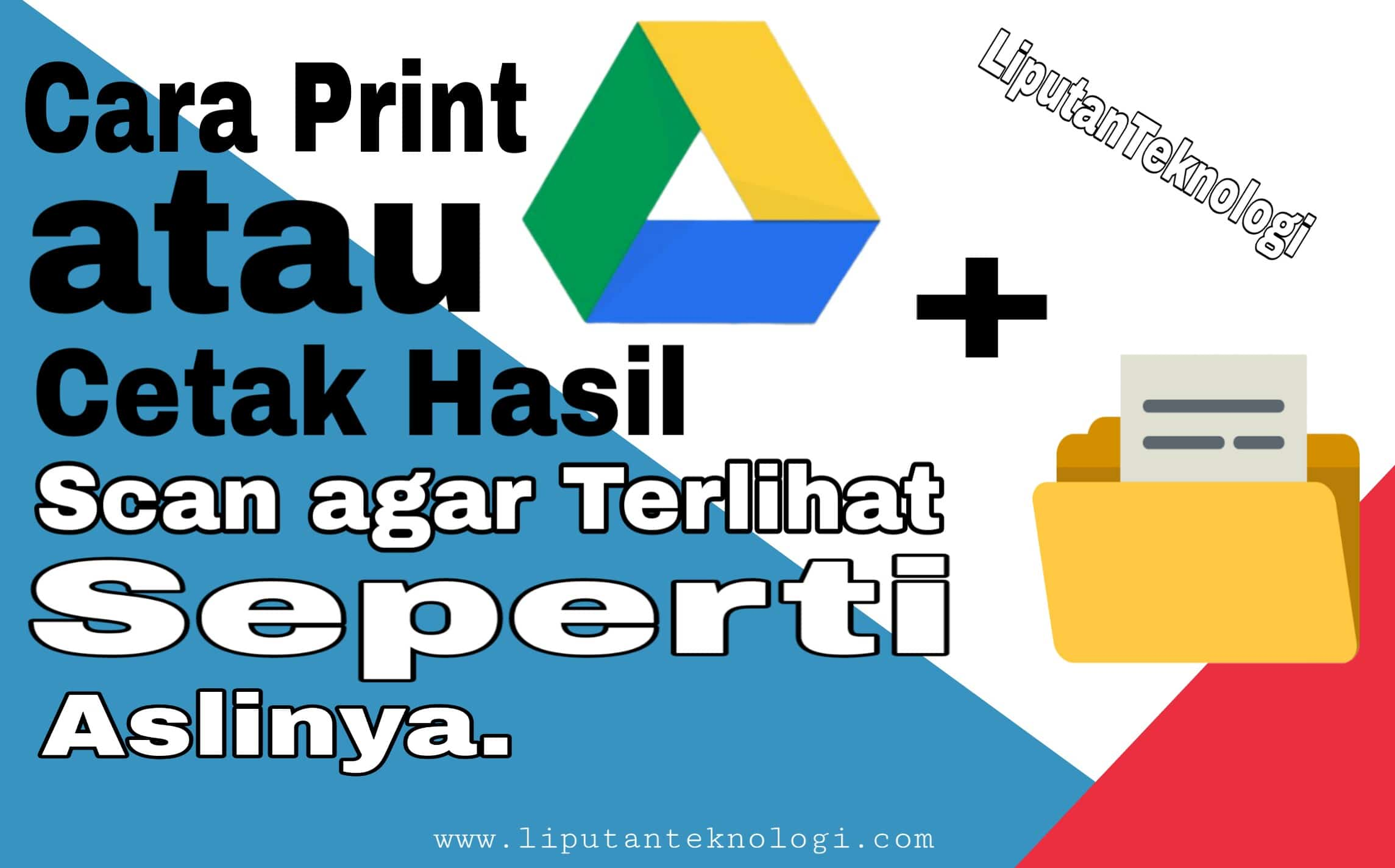 Print scan seperti asli