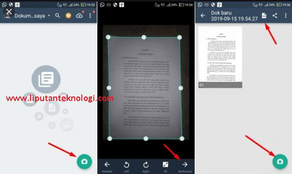 Cara Menggunakan Aplikasi Scan Di Hp mudah