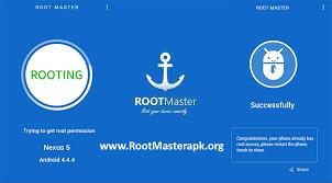 Cara root android mengunakan Root Master