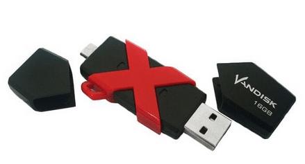 Flashdisk OTG Vandisk