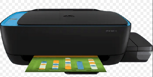 Printer HP Ink Tank 319