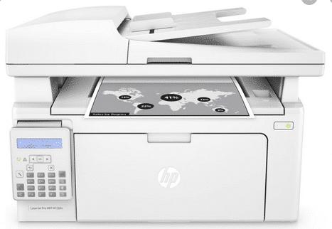 Printer HP 17A